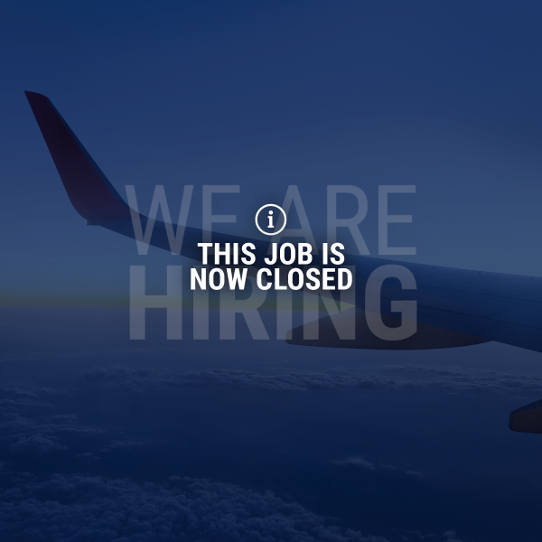 Now Hiring - Airport Operations Officer