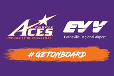 UE and Evansville Regional Airport team up for EVV Take-Off Weekend