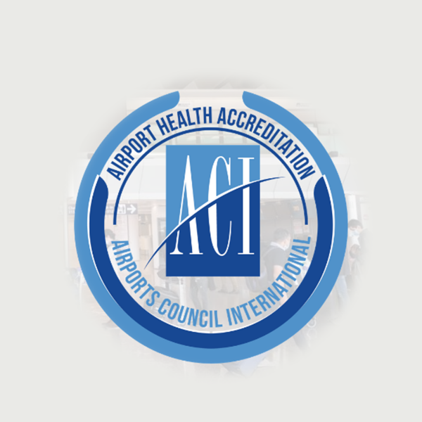 EVV First Indiana Airport to Achieve Global Health Accreditation