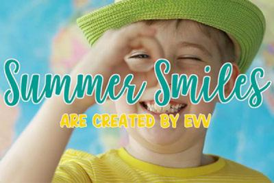 EVV'S SUMMER OF SMILES